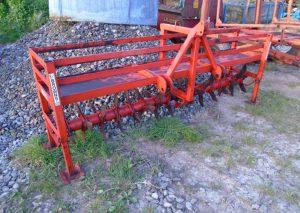 Browns Aerator Grass Slitter