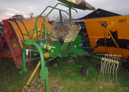 Krone Swadro 395 Single Rotor Rake