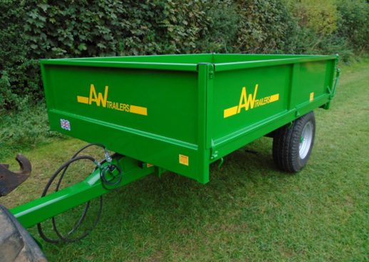 AW Dropside Trailer