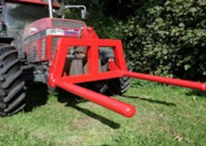 Hall Engineering Bale Carrier