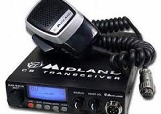 CB Radios, Midland, Team & others
