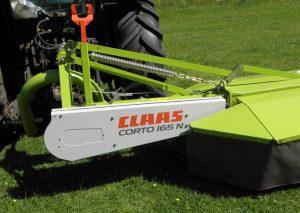 Class Corto 165 Drum Mower