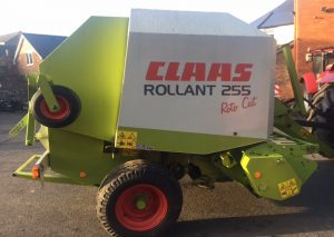 Claas Rollant 255 Round Baler