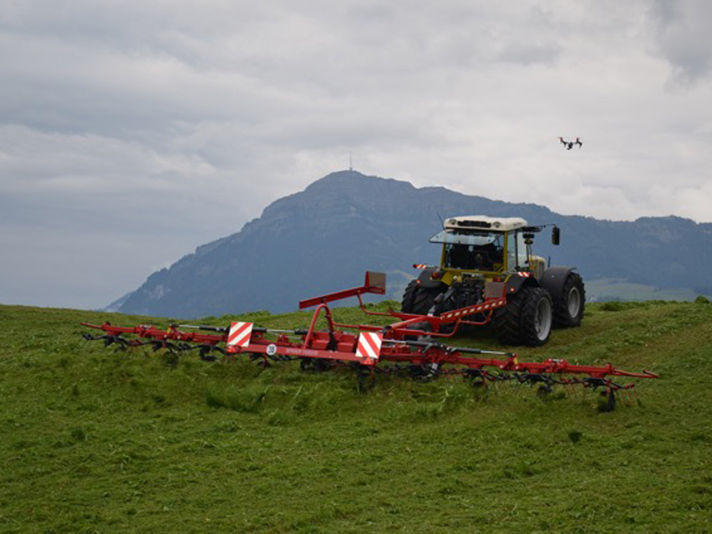 SIP Hay Harvester