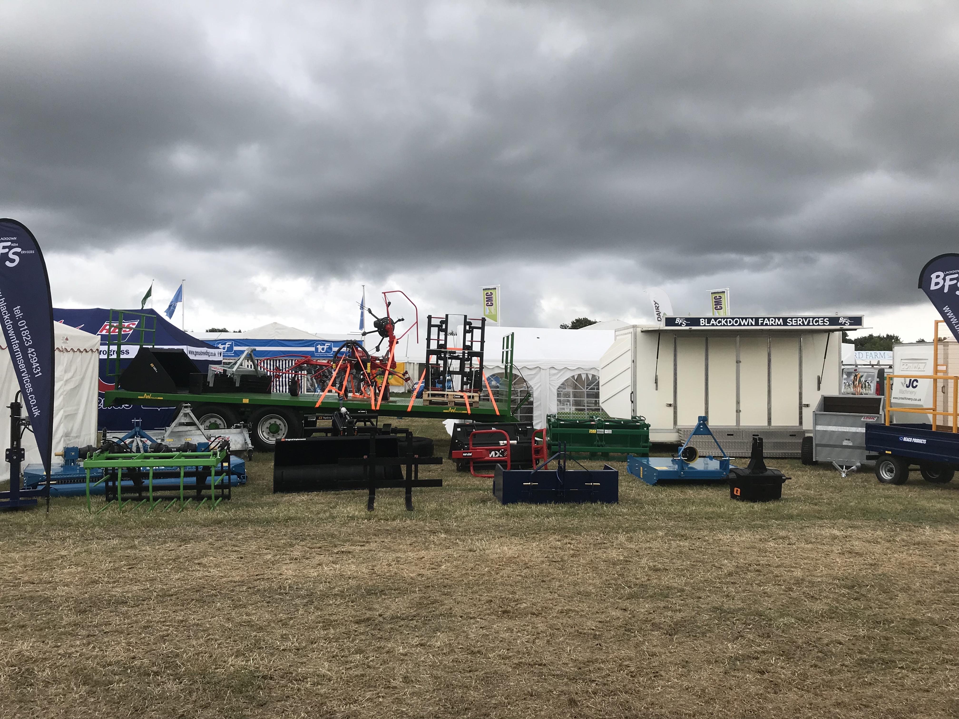 blackdwon farm services yard